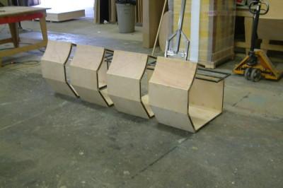 Complex Wood Shapes