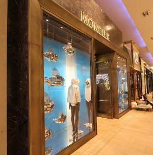 Moncler Storefront