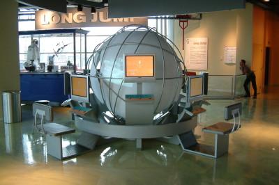 Museum Display Element