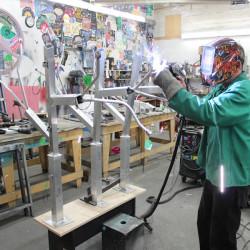 Large Prop Structure - Aluminum Welding
