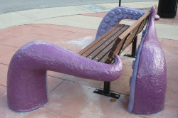 Public Art Street Furniture Dressing