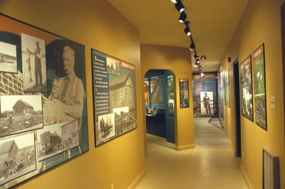 Cultural Museum Displays