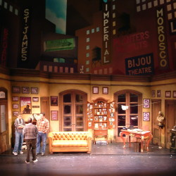 The Producers Theater Set