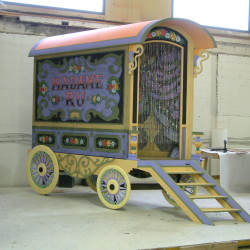 Wagon Theater Prop