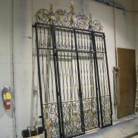 Ornate Metal Work