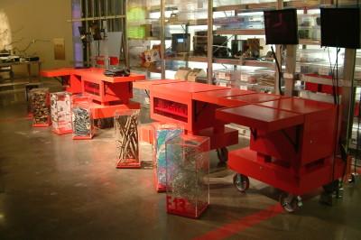 Interactive Science Exhibit