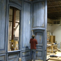 Sound of Music Scenic Painting