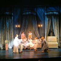 Sound of Music Theatre Set
