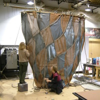 Stage Prop Construction