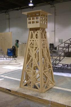 Live Event Set Construction