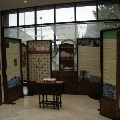 Traveling Museum Exhibit Panels