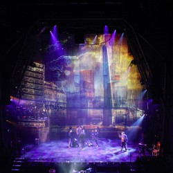 Arrabal Stage Lighting