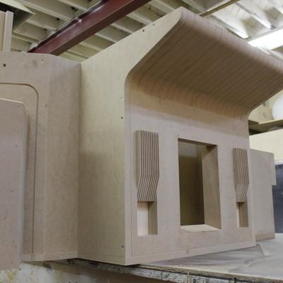 CNC Model Building