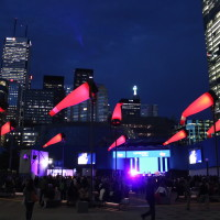 Luminato Outdoor Art