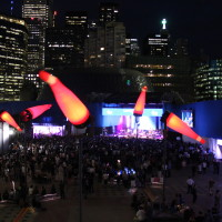 Luminato Interactive Art
