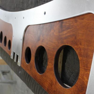 CNC Wood and Aluminum Cuts