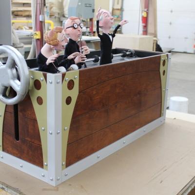 The Daisy Theatre Set