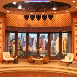 Live with Kelly TV Show Set
