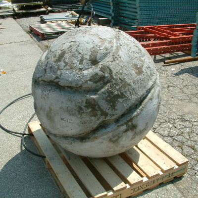 Public Art - Large Orb