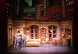 Theatre Sets and Props