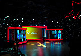 Broadcast and Commercial Sets and Props